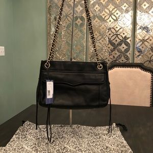 NWT Rebecca Minkoff Swing Convertible Shoulder Bag